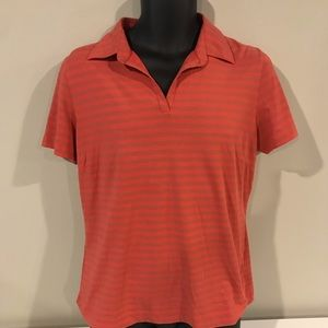 Nike Golf Girls Large Collared shirt